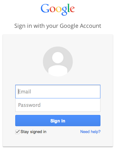 Cracking a Gmail Password